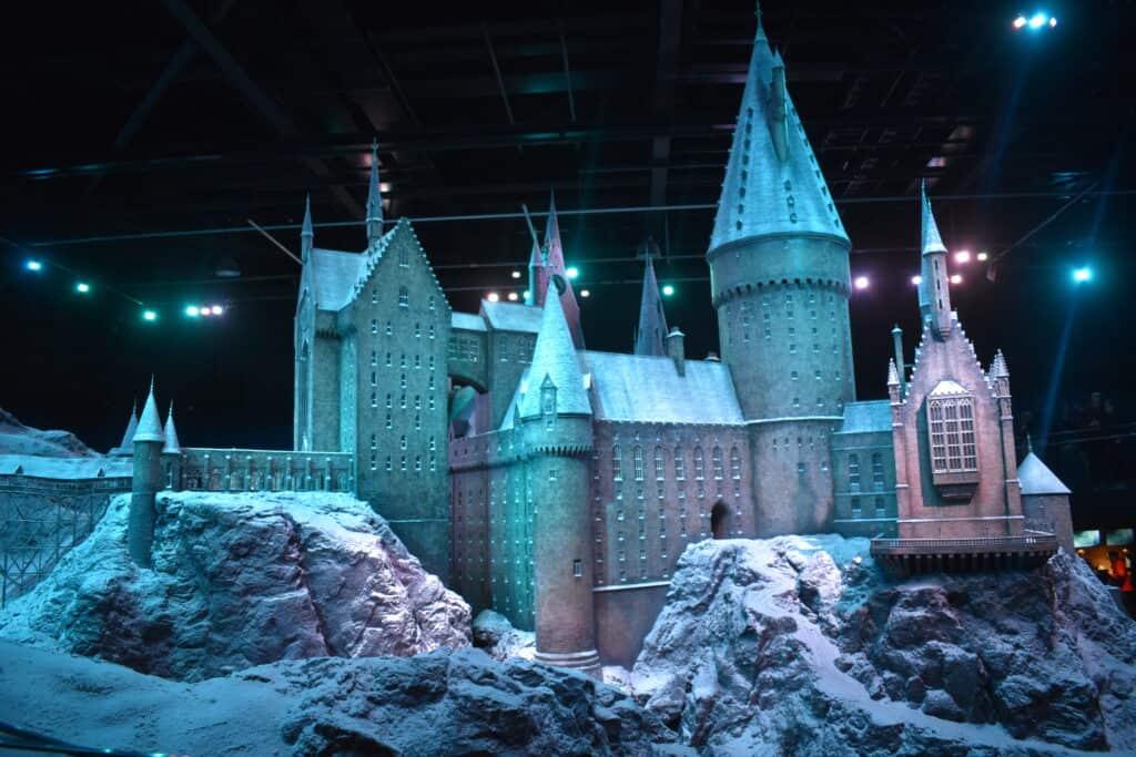 Hogwarts london