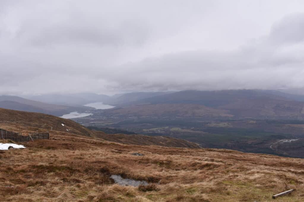 Skotland højland