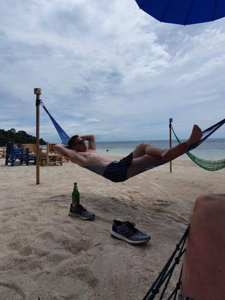 rejsekris thailand