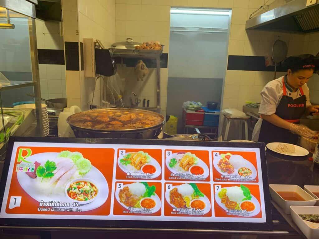 thai mad i bangkok