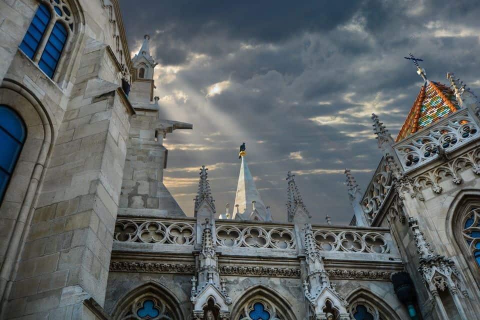 budapest kirke
