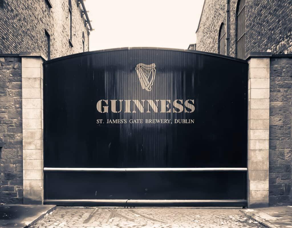 Guinness museum dublin