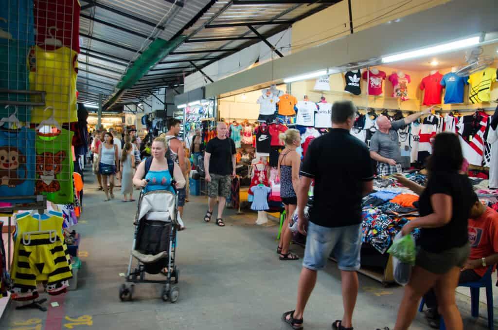 Phuket natmarked