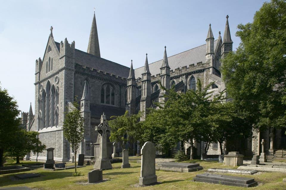 st patricks katedral dublin