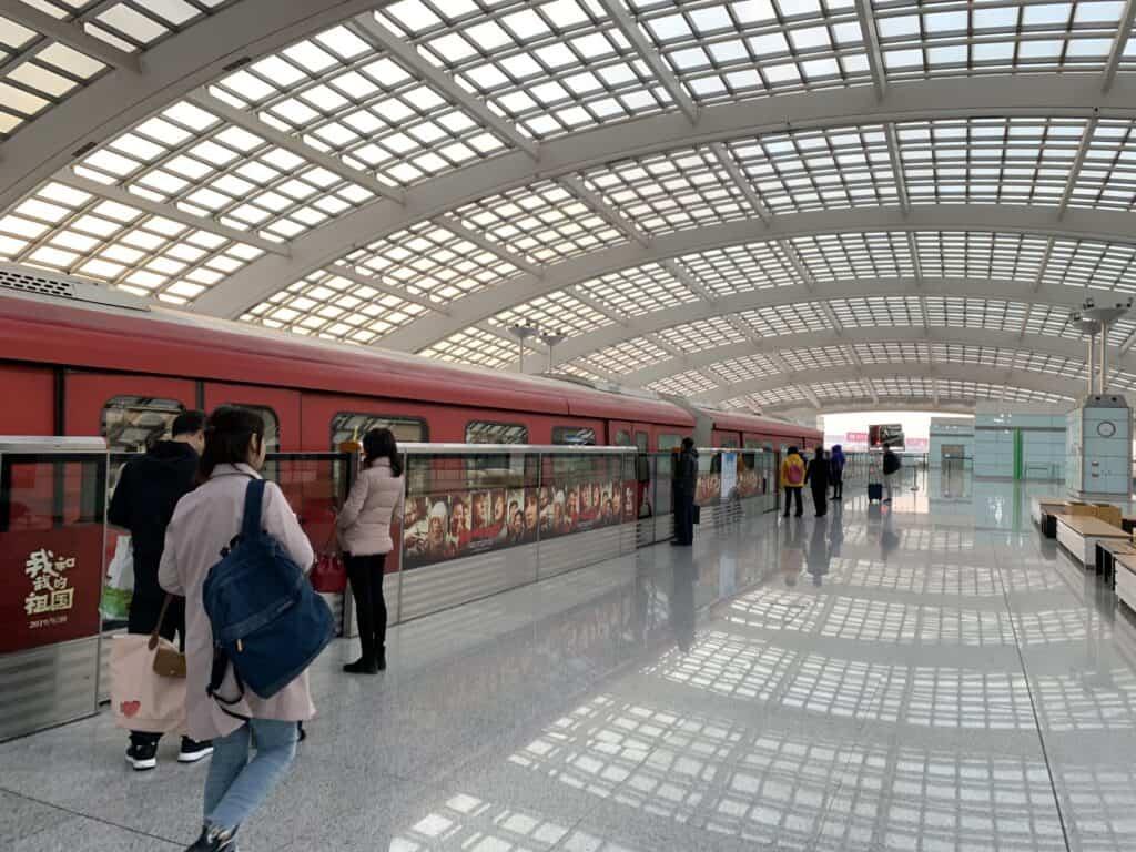beijing lufthavnstransport