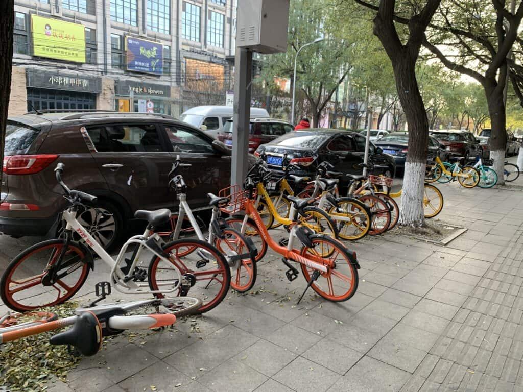 cykler beijing