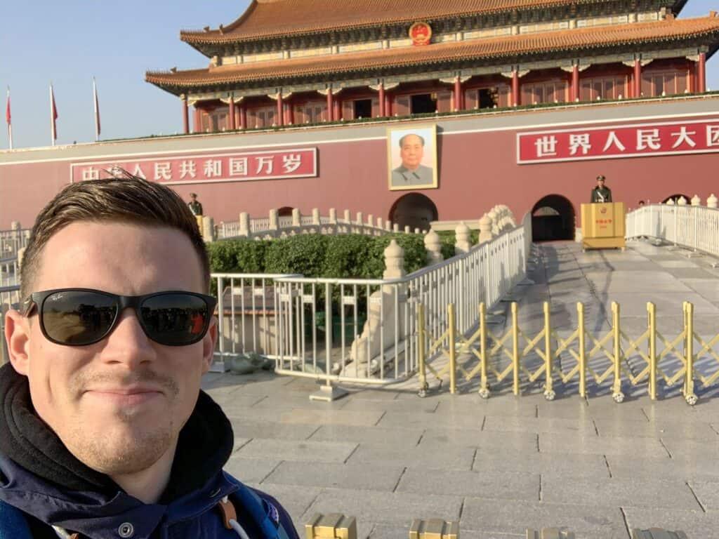 rejsekris kina