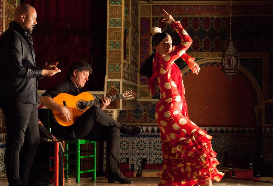 madrid flamenco