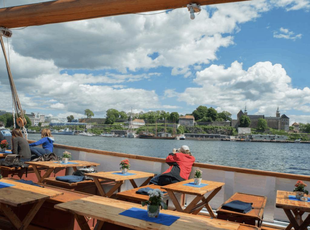 oslo bådtur