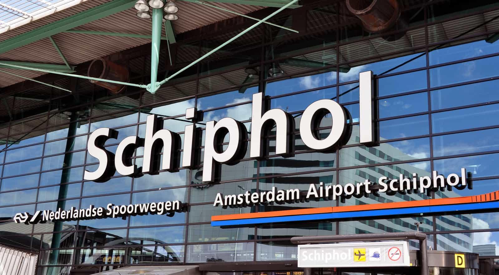 amsterdam lufthavn