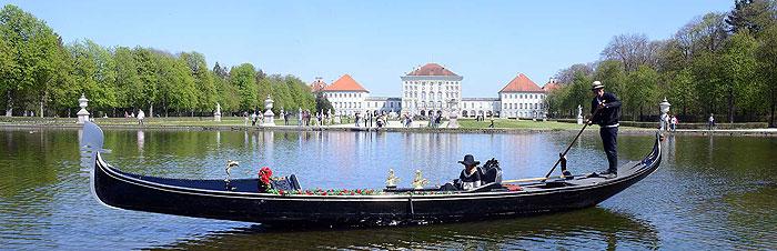 nymphenburg munchen