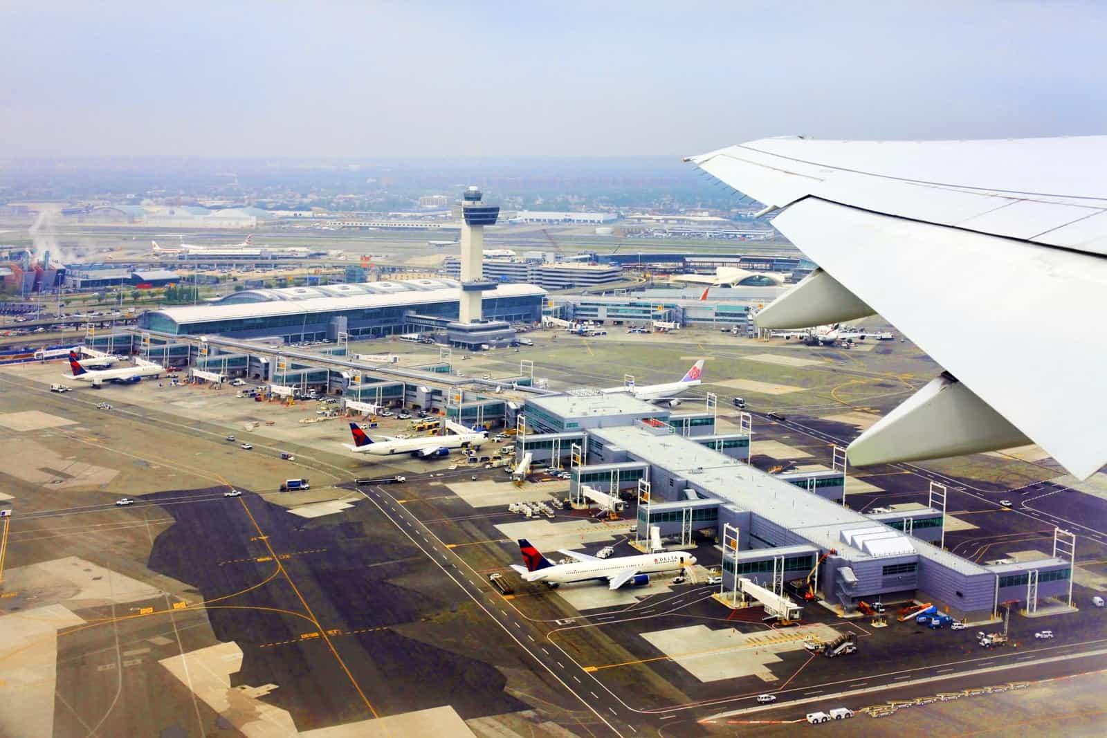 jfk lufthavn new york