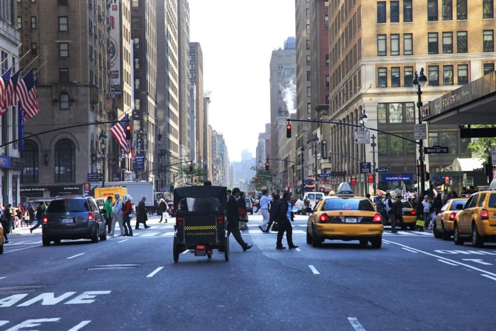 new york trafik