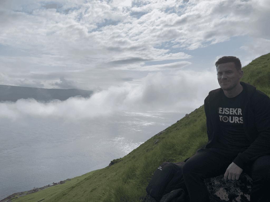 rejsekris færøerne